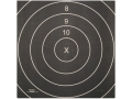 Product detail of NRA Official High Power Rifle Targets Repair Center MR-65C Paper Package of 50