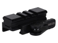 Product detail of American Defense AD-170-VPG Riser with 3-Lug Rail and Quick-Release Picatinny-Style Mount Aluminum Matte