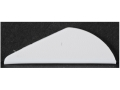 "Product detail of Bohning Mini Blazer Vane Arrow Fletching 1-1/2"" Pack of 100"