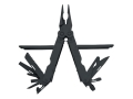 Product detail of SOG PowerLock Multi-Tool 17 Tools With V-Cutter Stainless EOD Black