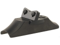 Product detail of NECG Classic Rear Sight Base with Adjustable Elevation Blade Steel Blue
