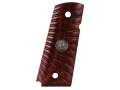 Product detail of Wilson Combat Grips 1911 Government, Commander Starburst Cocobolo