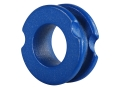 "Product detail of G5 Meta Peep Hunter Large 1/4"" Bow Peep Sight Magnesium Blue"