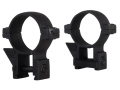 Product detail of Steyr 30mm Quick Release Rings Steyr SSG 69 Steel Blue