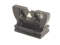 Product detail of Lyman Rear Folding Leaf Sight #16B .345 High Elevates to .445