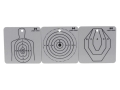 Product detail of Laser Ammo SureStrike Dry Fire Training System Reflective Targets Package of 6