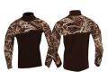 Product detail of Drake Men's MST Eqwader Plus Waterproof Mock Turtleneck Long Sleeve Polyester
