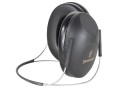 Product detail of Browning Low Profile Behind the Head Earmuffs (NRR 19dB) Black