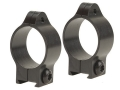 """Thumbnail Image: Product detail of Talley 1"""" Ring Mounts Ruger 10/22 Matte Medium"""