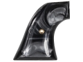 Product detail of Hogue Cowboy Grips Colt Single Action Army Pearlized Black