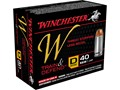 Thumbnail Image: Product detail of Winchester W Defend Reduced Recoil Ammunition 40 ...