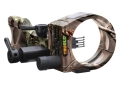 "Product detail of TRUGLO TSX Pro TL 5 Light 5-Pin Bow Sight .019"" Diameter Pins Aluminum Realtree AP HD Camo"