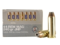 Product detail of Cor-Bon Hunter Ammunition 44 Remington Magnum 240 Grain Jacketed Hollow Point Box of 20
