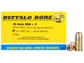 Product detail of Buffalo Bore Ammunition 45 Auto Rim (Not ACP) +P 200 Grain Jacketed Hollow Point Box of 20