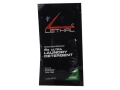 Product detail of Lethal 4x Ultra Scent Eliminator Laundry Detergent Packet Liquid 1 oz Pack of 24