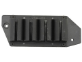 Product detail of TacStar SideSaddle Shotshell Ammunition Carrier 20 Gauge 4-Round Mossberg 500 Black