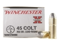 Product detail of Winchester Super-X Ammunition 45 Colt (Long Colt) 255 Grain Lead Round Nose