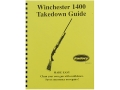 "Product detail of Radocy Takedown Guide ""Winchester 1400"""