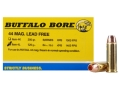 Product detail of Buffalo Bore Ammunition 44 Remington Magnum 225 Grain Barnes XPB Solid Copper Hollow Point Lead-Free Box of 20