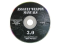 "Product detail of Gun Video ""Assault Weapons Manuals 3.0"" CD-ROM"