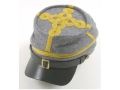 Product detail of Collector's Armoury Replica Civil War Deluxe Officer's Kepi Wool Union