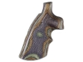 Thumbnail Image: Product detail of Hogue Fancy Hardwood Conversion Grips with Top Fi...