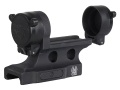 Product detail of GG&G Bolt On Aimpoint Micro Aimpoint Micro T-1, T-2, H-1 Sight Mount with Integral Flip-Up Lens Covers Picatinny-Style Matte