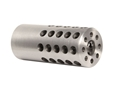 "Product detail of Vais Muzzle Brake Micro 243 Caliber, 6mm 1/2""-32 Thread .750"" Outside Diameter x 1.750"" Length"