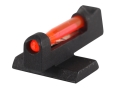 "Product detail of HIVIZ Front Sight FNH FX-40, FNS .198"" Height Steel Fiber Optic with 6 Interchangeable Lite Pipes"