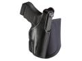 "Product detail of Bianchi 150 Negotiator Ankle Holster S&W J-Frame 2"" Barrel Leather Black"