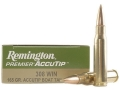 Product detail of Remington Premier Ammunition 308 Winchester 165 Grain AccuTip Boat Tail Box of 20
