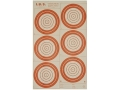 Product detail of National Target International Bench Rest Shooters Target IBS 300 YD Hunter Rifle Paper Package of 50