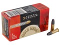 Product detail of Federal Premium Gold Medal Ammunition 22 Long Rifle 40 Grain Lead UltraMatch