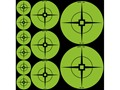 "Product detail of Birchwood Casey Target Spots Assorted Pack Atomic Green (60-1"", 30-2"", 20-3"")"