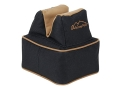 Product detail of Stoney Point Compact Rear Shooting Rest Bag Nylon and Leather Filled