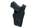 Product detail of Tuff Products TUFF LOK 1 Duty Holster Black Basketweave Right Hand SW MP 40-45