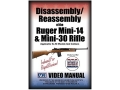 "Product detail of American Gunsmithing Institute (AGI) Disassembly and Reassembly Course Video ""Ruger Mini-14 and Mini-30 Rifles"" DVD"