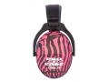 Product detail of Pro Ears ReVO Earmuffs (NRR 26 dB) Pink Zebra