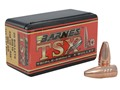 Product detail of Barnes Triple-Shock X Bullets 458 Caliber (458 Diameter) 350 Grain Hollow Point Flat Base Lead-Free Box of 20