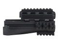 Product detail of Advanced Technology Strikeforce Modular Handguard with Removable Picatinny Rails AK-47, AK-74 Polymer