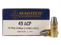 Product detail of Magtech Sport Ammunition 45 ACP 200 Grain Lead Semi-Wadcutter