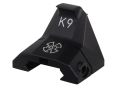 Product detail of Noveske K9 Rail Mount Barricade Support with Rear Hook for AR-10, LR-308 Aluminum Matte