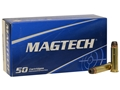 Product detail of Magtech Sport Ammunition 357 Magnum 158 Grain Semi-Jacketed Hollow Point Box of 50