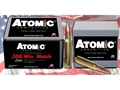 Product detail of Atomic Match Ammunition 308 Winchester 175 Grain Sierra Matchking Hollow Point Boat Tail Box of 100