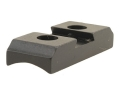 "Product detail of Williams Dovetail Open Sight Base (9/16"" Hole Spacing) Aluminum Black"