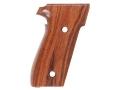 Product detail of Hogue Fancy Hardwood Grips Sig Sauer P228, P229 Pau Ferro