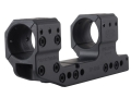 Product detail of Spuhr Cantilever 1-Piece Extended Scope Mount Picatinny Style with X-High Rings Flattop AR-15 Matte