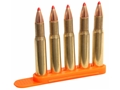 Product detail of Tuff Products Quickstrip 30-30, 410 Bore Shotgun, 44, 45, 458 Lott, 458 Win Mag, 460, 50AE 5 Round Polymer Package of 2 Orange