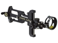 "Product detail of Sure-Loc Sportsman Special 1-Pin Bow Sight .019"" Pin Diameter 42mm Scope Diameter Right Hand Aluminum Black"