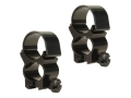 "Thumbnail Image: Product detail of Weaver 1"" Tip-Off See-Thru Ring Mount 2-Screw Cap..."